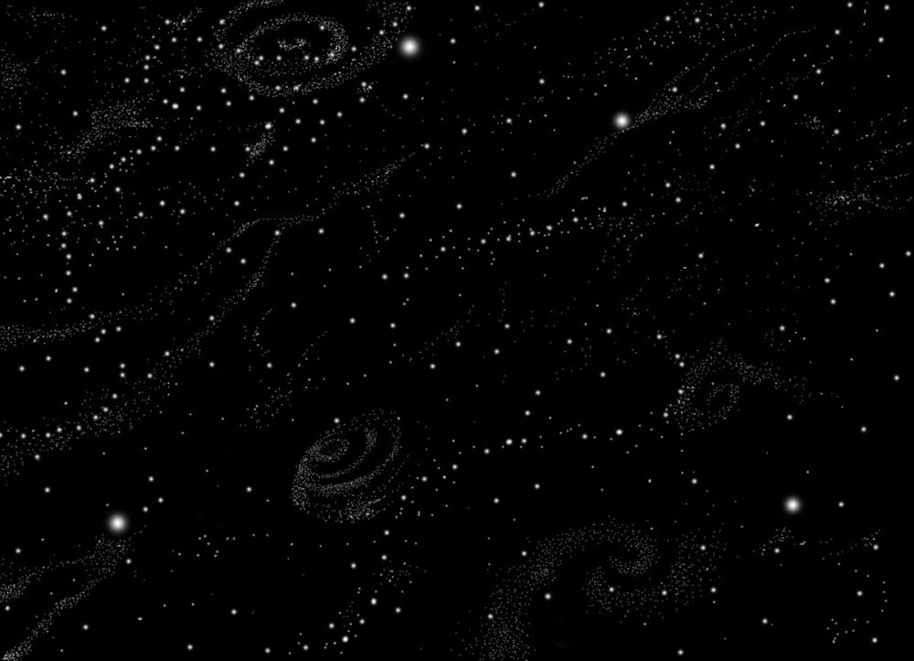 Sternenhimmel von Anna Fiederling